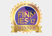 Winner 2017 Excellence in FinTech Support Services